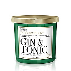 Baylis & Harding - Fuzzy Duck Gin and Tonic Scented Candle