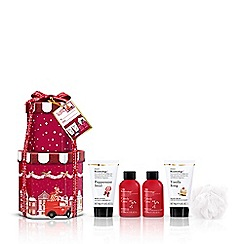 Baylis & Harding - Beauticology Special Delivery Red Mini Stack Bodycare Gift Set