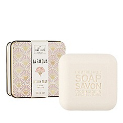 Scottish Fine Soaps - 'La Paloma' luxury soap 100g