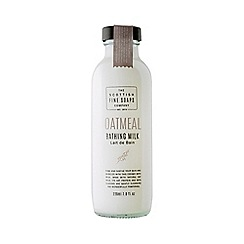 Scottish Fine Soaps - Oatmeal bathing milk cream 220ml