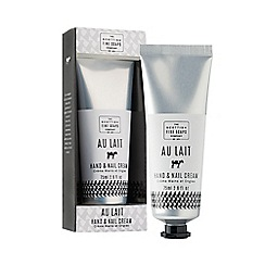Scottish Fine Soaps - 'Au Lait' hand and nail cream 75ml