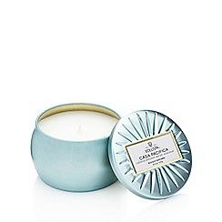 VOLUSPA - Mini Vermeil Casa Pacifica Scented Tin Candle