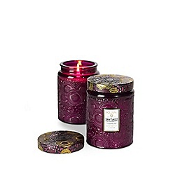 VOLUSPA - Limited Edition Large Japonica Santiago Huckleberry Scented Jar Candle