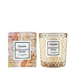 VOLUSPA - Bergamot Rose Scented Candle