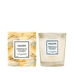 VOLUSPA - French Toast Scented Candle