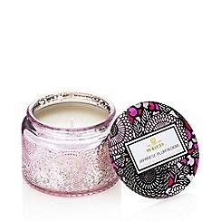 VOLUSPA - Limited Edition Mini Japonica Plum Bloom Scented Jar Candle