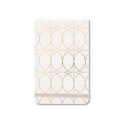 Designworks - Circle Pattern Pocket Note Pad