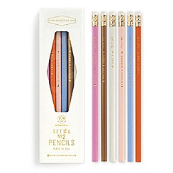 Designworks - Boxed Pencil Set