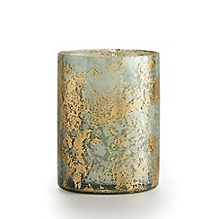 Illume - Emory glass sugared blossom scented candle