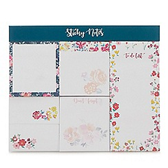 Wilson and Bloom - Set of 6 sticky note pads