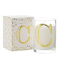 Monogram - 'C' Scented Candle