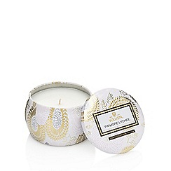 VOLUSPA - Limited Edition Mini Japonica Panjore Lychee Scented Tin Candle