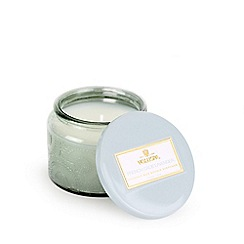 VOLUSPA - Limited Edition Small Japonica French Cade and Lavender Scented Jar Candle