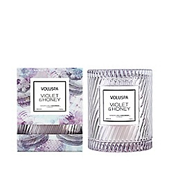 VOLUSPA - Violet and Honey Scented Candle
