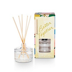 Illume - Happy Go Lucky Pineapple Cilantro Diffuser 40ml
