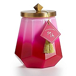 Illume - 'Go Be Lovely' Thai Lily Scented Candle 550g
