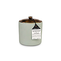 Paddywax - Large Hygge Wild Fig and Cedar Scented candle