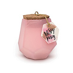 Paddywax - Small Prism Rosey Posey Scented Candle