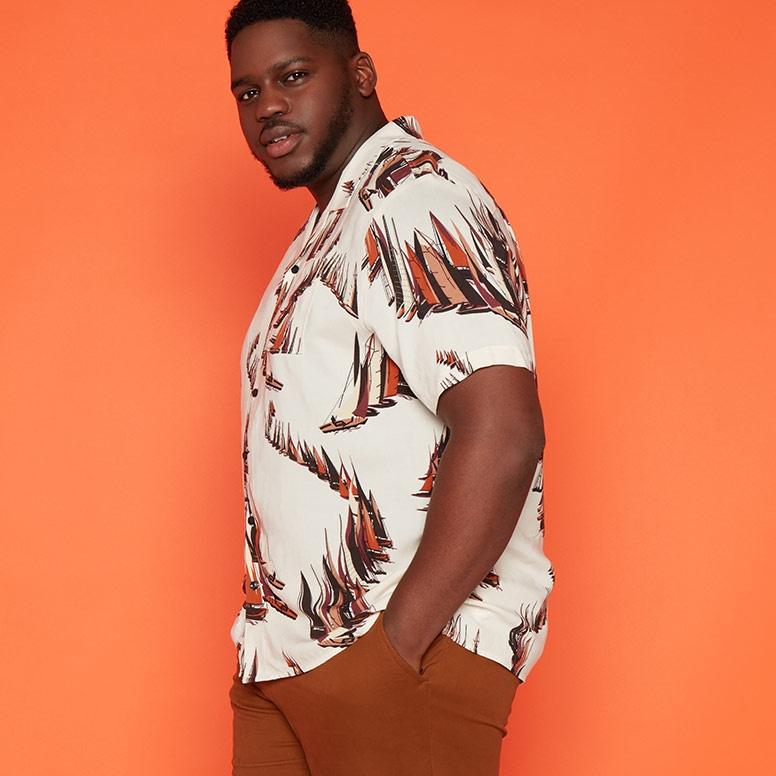 Big & tall shirts