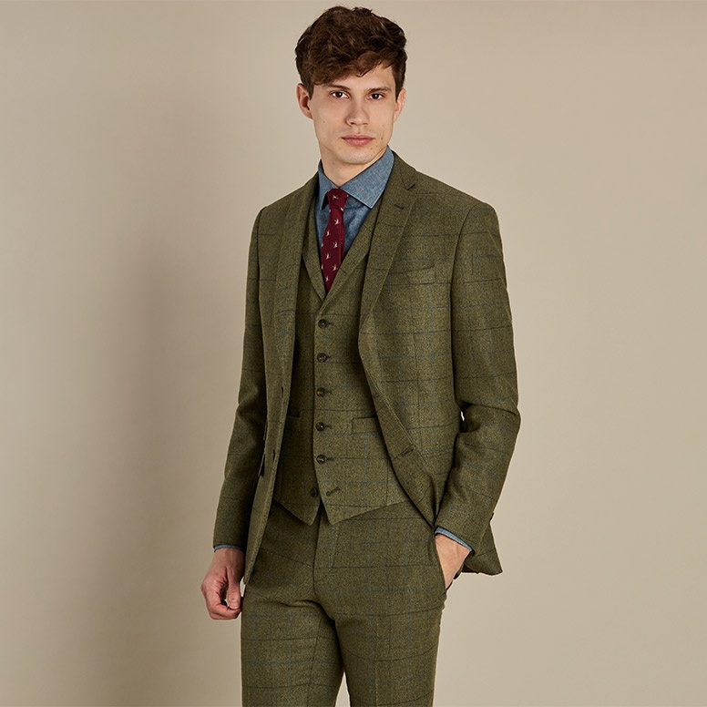 24da67c91ddc5 Men's Suits | Debenhams