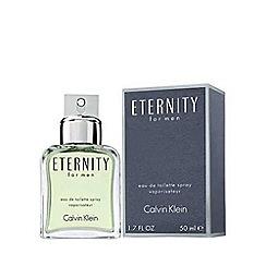 Calvin Klein - 'Eternity' eau de toilette 50ml