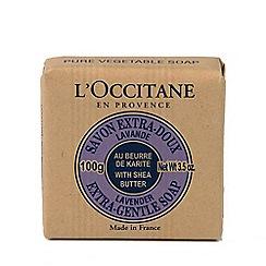 L'Occitane en Provence - 'Lavender' extra gentle soap 100g