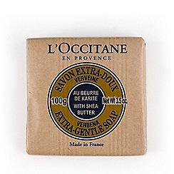 L'Occitane en Provence - 'Verbena' extra gentle soap 100g