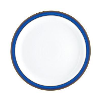 Denby - Glazed u0027Imperial Blueu0027 dinner plate  sc 1 st  Debenhams & Denby Glazed u0027Imperial Blueu0027 dessert plate | Debenhams