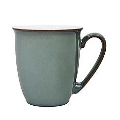 Denby - Regency green coffee mug