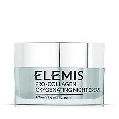 ELEMIS - 'Pro-Collagen' oxygenating night cream 50ml