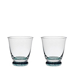 Denby - Set of 2 'Greenwich/Regency' small tumblers