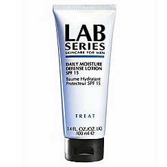LAB Series - Daily Moisture Defense Lotion, 100ml SPF15