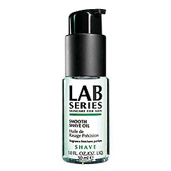 LAB Series - Smoothing shave oil, 30ml