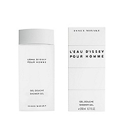 Issey Miyake - 'L'Eau D'Issey Pour Homme' shower gel