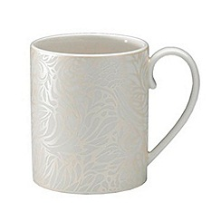 Denby - Cream 'Monsoon Lucille' mug