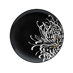 Denby - Glazed 'Monsoon Chrysanthemum' salad plate