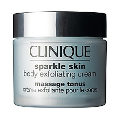 Clinique - 'Sparkle Skin' body exfoliating cream 200ml