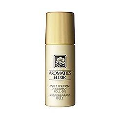 Clinique - 'Aromatics Elixir' antiperspirant deodorant