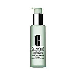 Clinique - Liquid facial soap 200ml