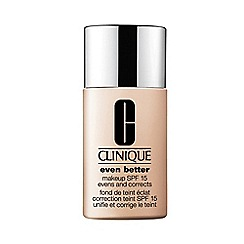 Clinique - 'Even Better' SPF 15 liquid foundation 30ml