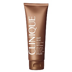 Clinique - 'Self Sun' light and medium body tinted lotion 125ml
