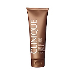 Clinique - 'Self Sun' medium and deep body tinted lotion 125ml