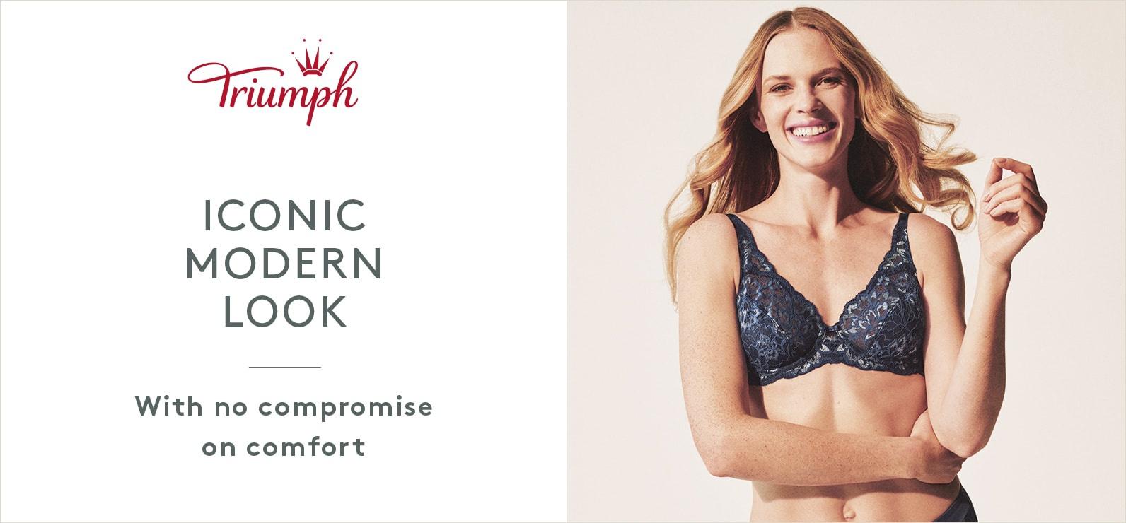 54d8bd6742 Triumph lingerie. Triumph underwear