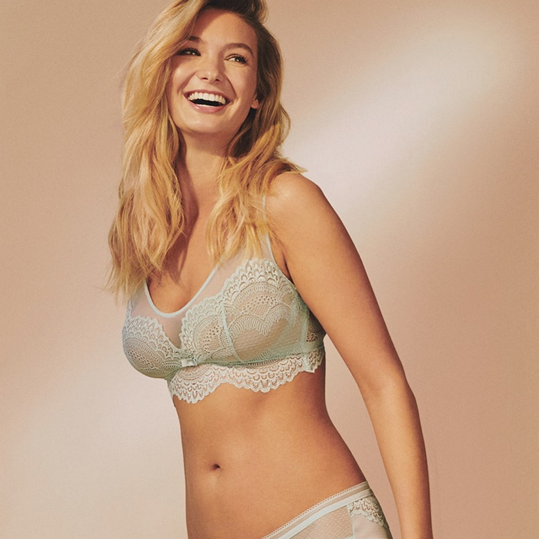 Fashionable bra