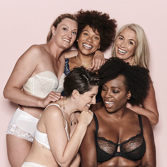 Comfort is confidence - the lingerie lowdown