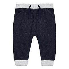 bluezoo - Baby boys' navy jogging bottoms
