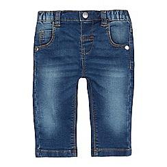 bluezoo - Babies blue mid wash jeans