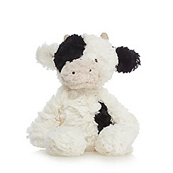 Jellycat - Cream 'Mumble' calf small soft toy