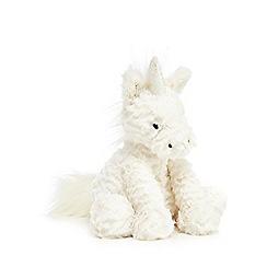 Jellycat - Babies Cream Fuddlewuddle unicorn