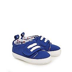 bluezoo - 'Babies' blue shoes